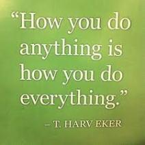 How you do T Harv