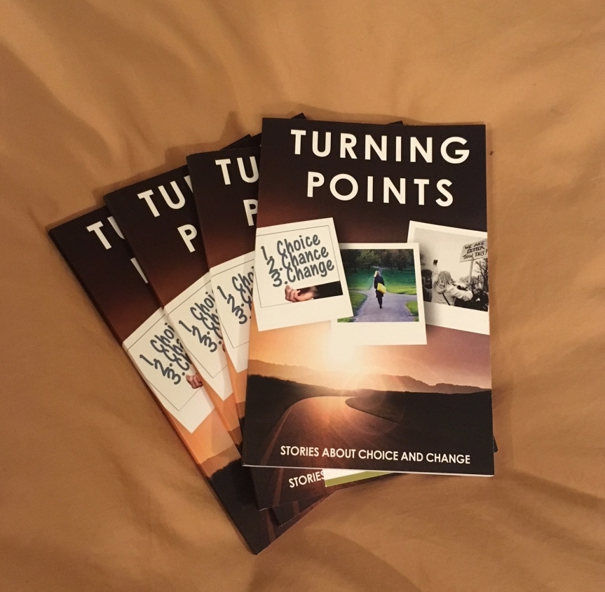 Turning Points Front Cover